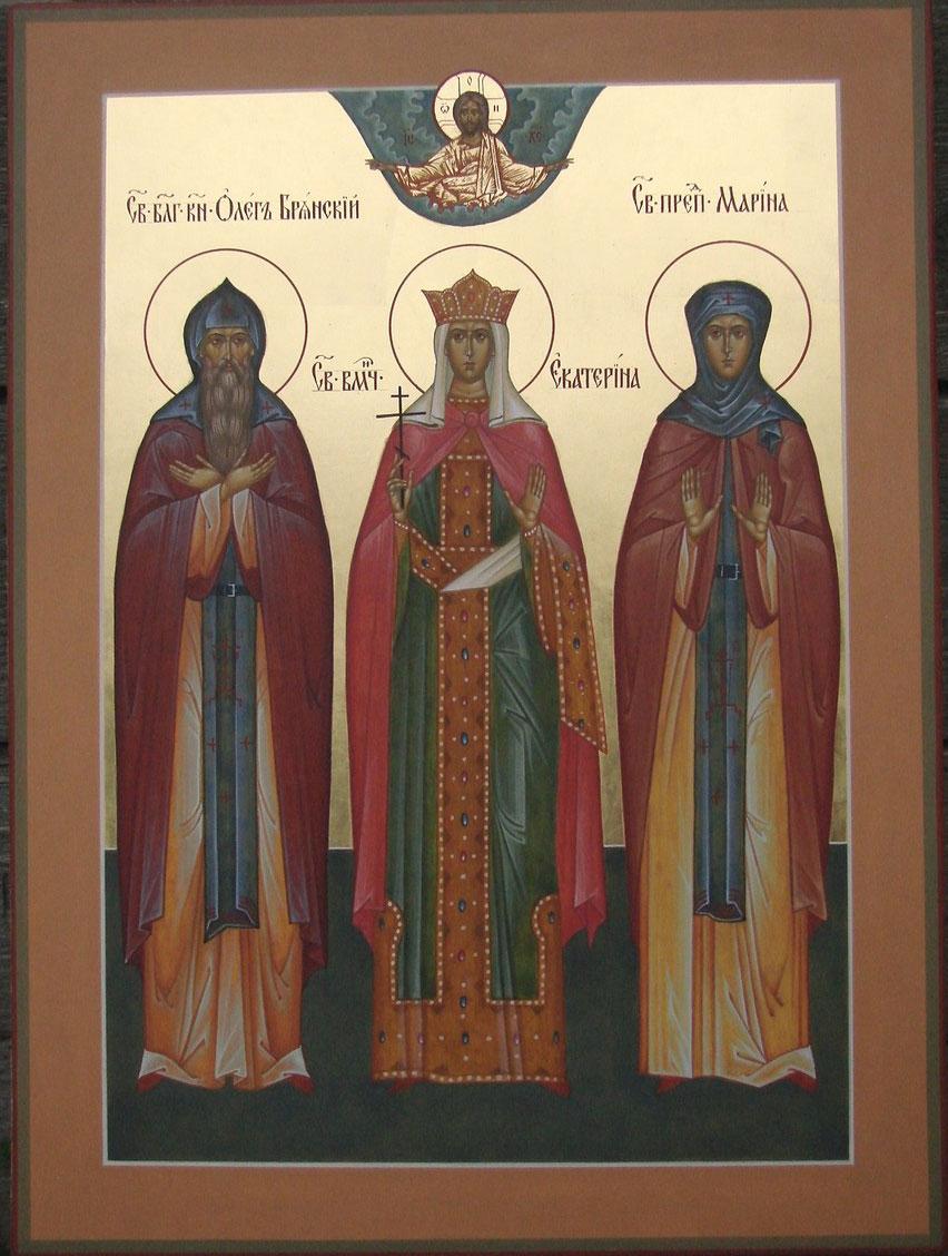 отличие святые стефан и тамара икона фото год